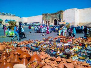 Marrakech to Fes via Merzouga desert tour in 3 days