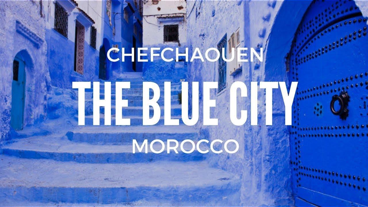 2 Days trip to blue city Chefchaouen