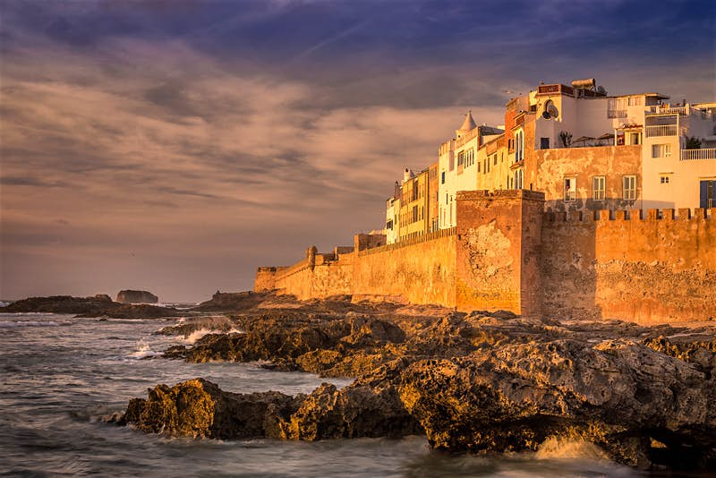 Day trip from Marrakech to Essaouira