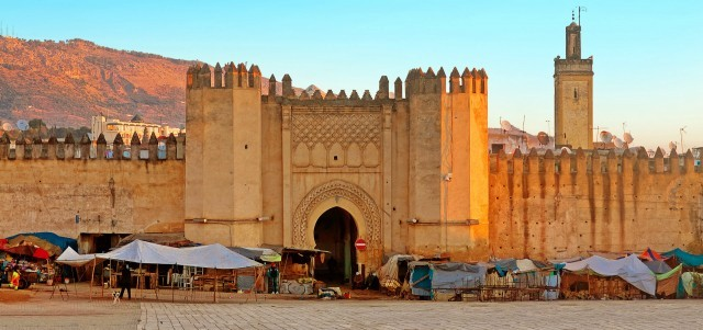 5 Days Desert Tour from Marrakech to Fes