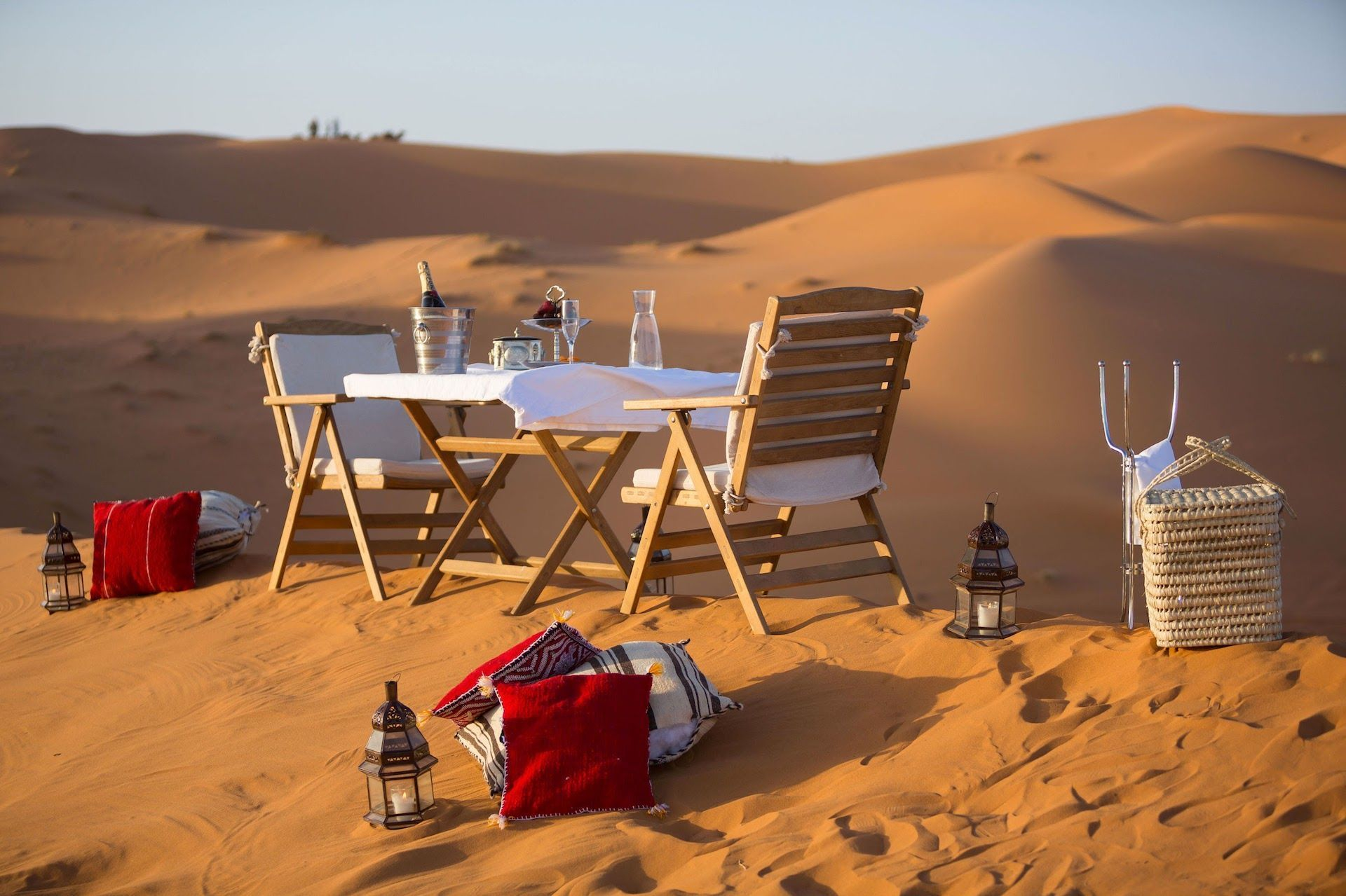 12 Days in the imperial cities and the Sahara