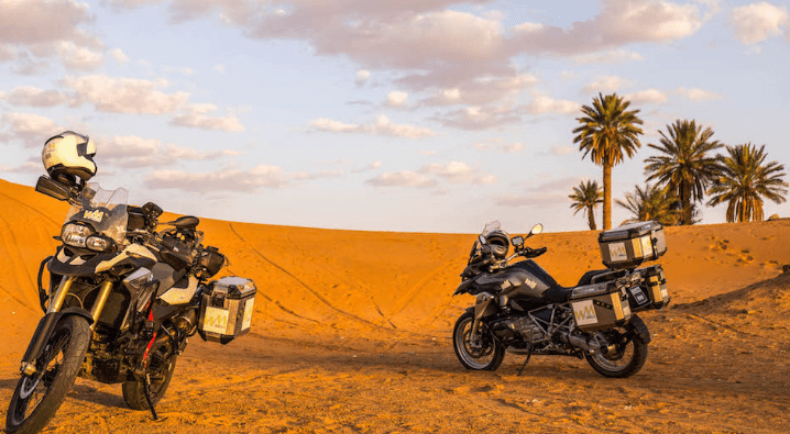 ATLAS AND MOROCCO DESERT MOTORBIKE TOUR